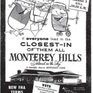 montereyHillsAd1950