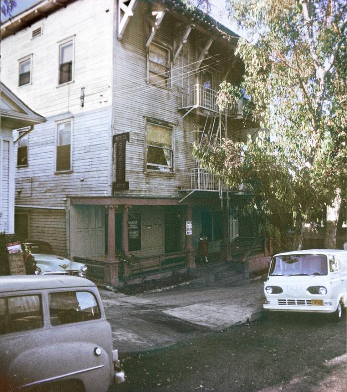 Bunker Hill 1958