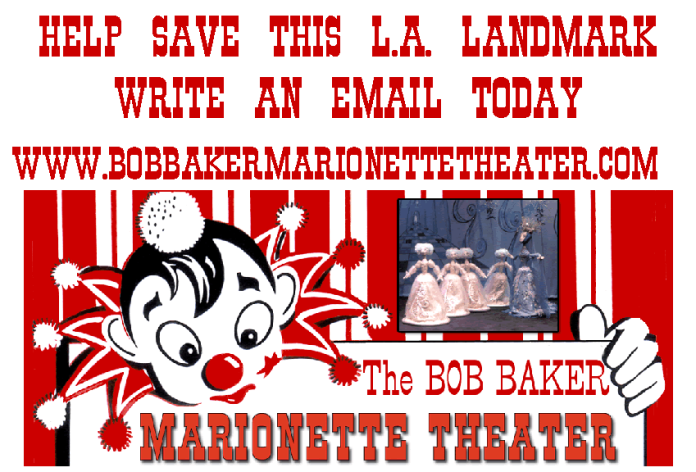bob baker clown save me