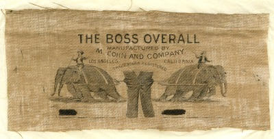 The Boss Overall 1897