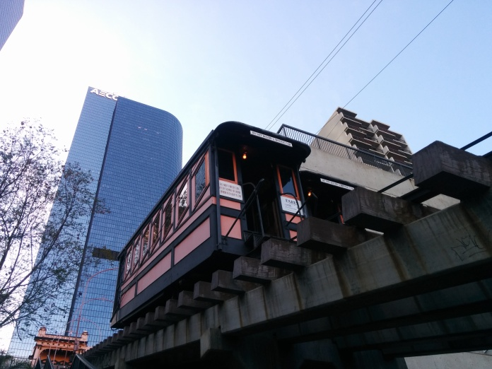 Angels Flight in mid track IMG_20160605_180348