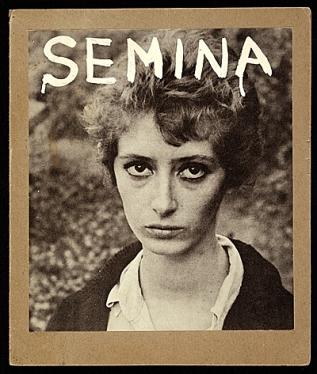 Semina Magazine by Wallace Berman