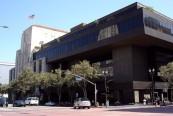 Times Mirror Square HQ Pereira Addition 1973