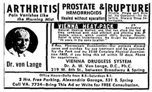 LAT 1953 von Lange ad cropped