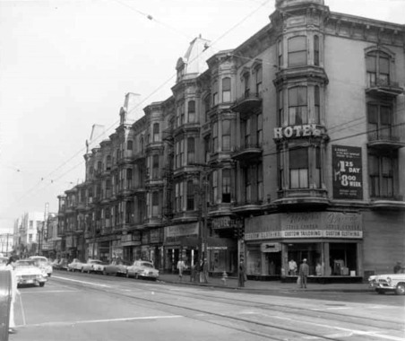 Westminster Hotel (4th & Main)