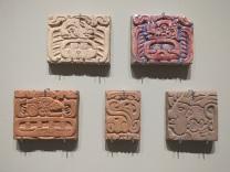Mayan tiles