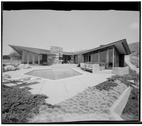 Aaron Green's Anderson Residence in Palos Verdes