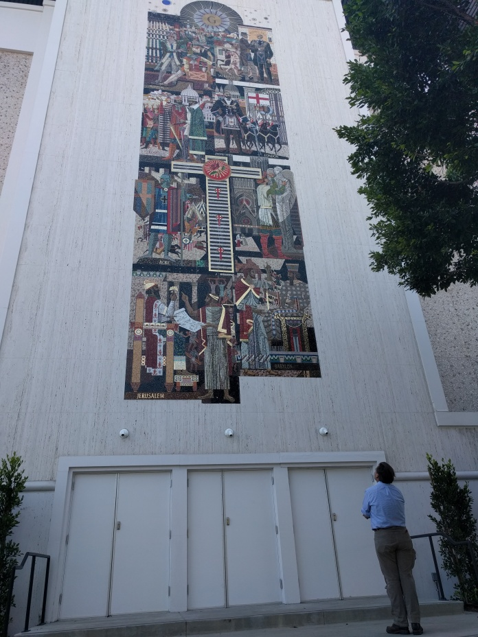 scottish rite history mosaic 1