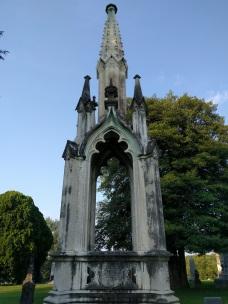 Gothic memorial