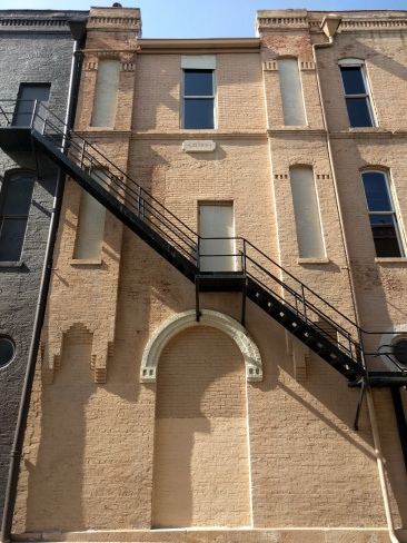 hopkinsville fire escape
