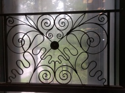 nickel window screen
