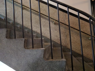 princeton courthouse stairs