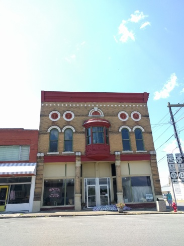 princeton masonic hall front