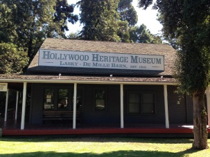Museum is in the parking lot where the Anthony Family home on Alta Loma Terrace once stood.