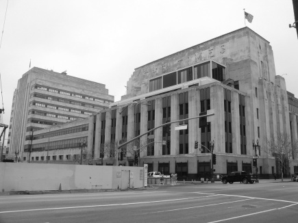 Kaufmann Building (1935) & Mirror addition (1949)